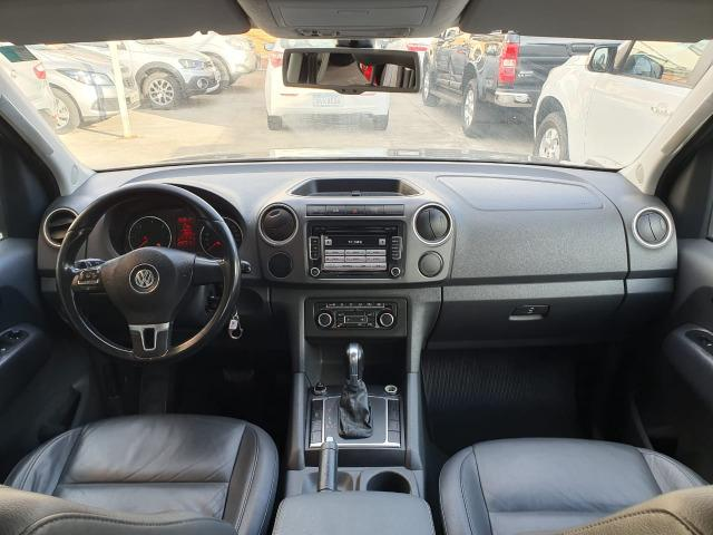 VW Amork High CD 4x4 -2013 - Foto 10