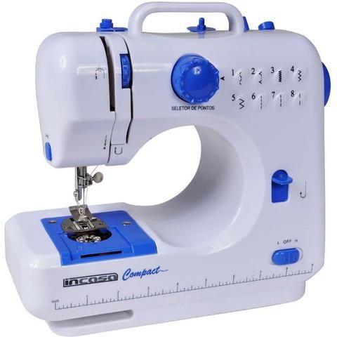 Máquina De Costura Compact Bivolt - Foto 5