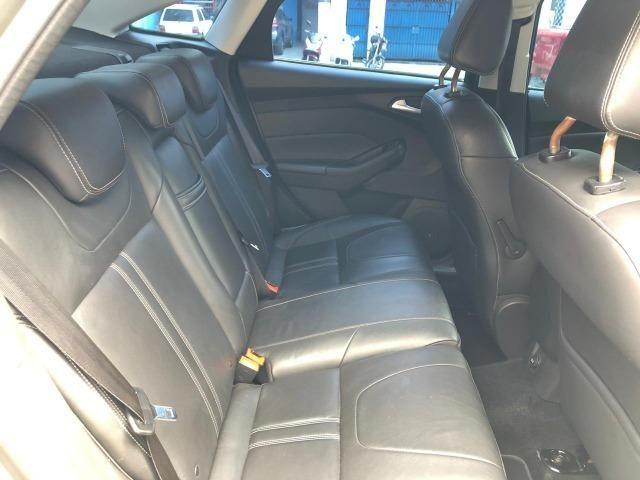 Ford Focus Sedan Tittanium 2.0 flex Automatico 2015! Top de linha!! - Foto 10