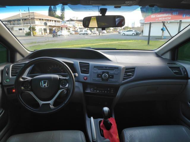 Honda civic lxs 1.8 completo - Foto 5