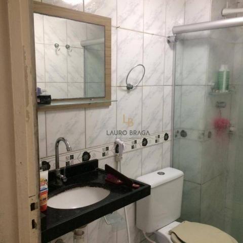 Apartamento no Jardim Vaticano,com 3 dormitórios à venda, 79 m² por R$ 170.000 - Jatiúca - - Foto 3