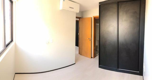 3 quartos com varanda, Vista MAR, nascente na Jatiuca! - Foto 6