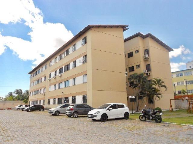 Apartamento Térreo nas Cajazeiras próximo a BR116, 69m, 3 quartos
