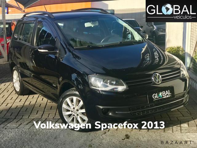 Volkswagen Spacefox 2013