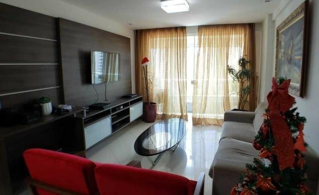 (JR) Apartamento a venda 126m² - 3 Suítes + dce + 2 Vagas + Moveis Fixos - No Guararapes!