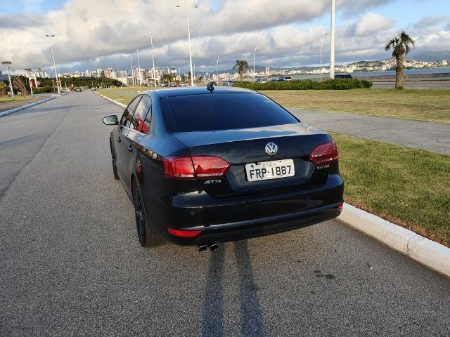 BAIXEI PREÇO VW Jetta TSI Highline + Pacote Premium - Foto 12