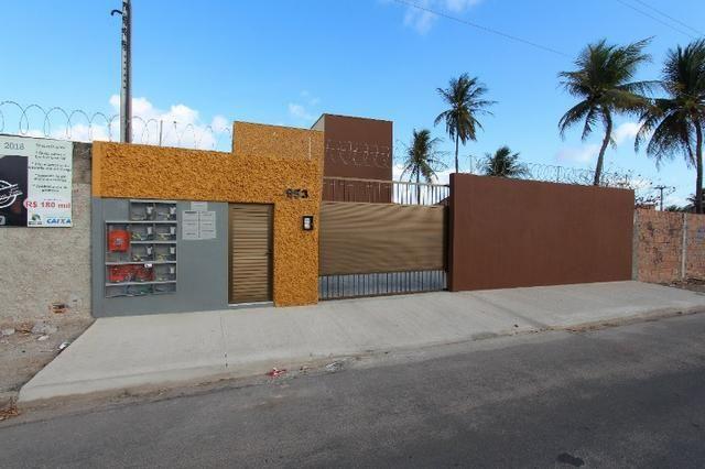 Dupléx Novo em Condomínio, Passaré, 70m2, 2 Suítes, Varanda, Quintal e 1 Vaga - Foto 18