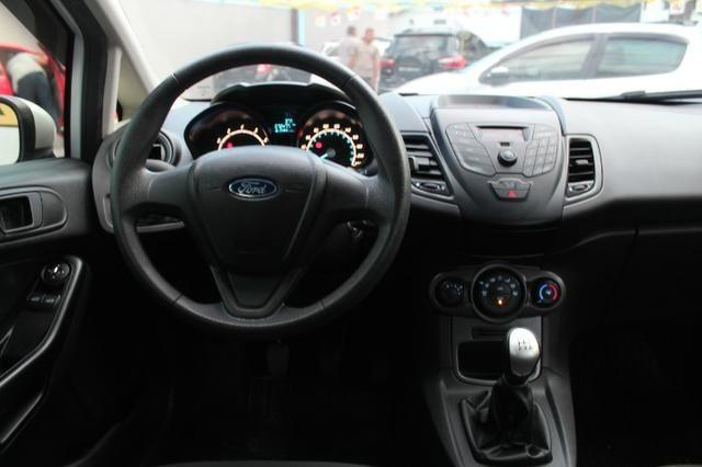 Ford Fiesta 1.5 s Hatch 16v flex 4p manual 2015 - Foto 5
