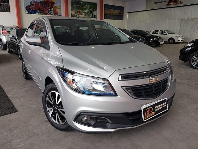 CHEVROLET ONIX 2014/2015 1.4 MPFI LTZ 8V FLEX 4P MANUAL