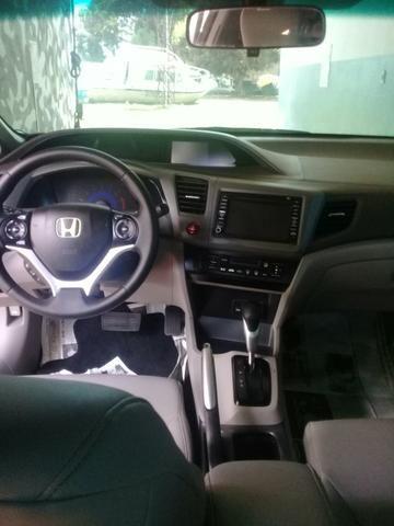 Honda civic sedan EXS 1.8 o top da categoria - Foto 7