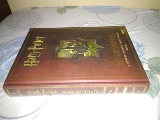 Harry Potter Das Páginas Para A Tela Novo Lacrado - Foto 3