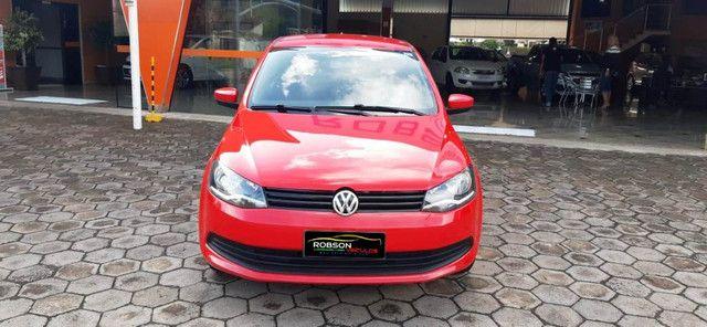 Volkswagen Gol 1.6 iMotion iTrend Flex 8V 4p - Foto 4