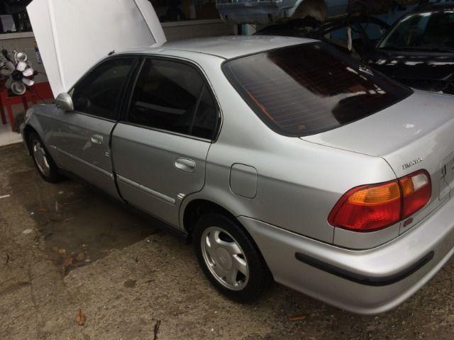 Honda Civic 1999 2000 motor 1.6 16v venda Peças - Foto 3