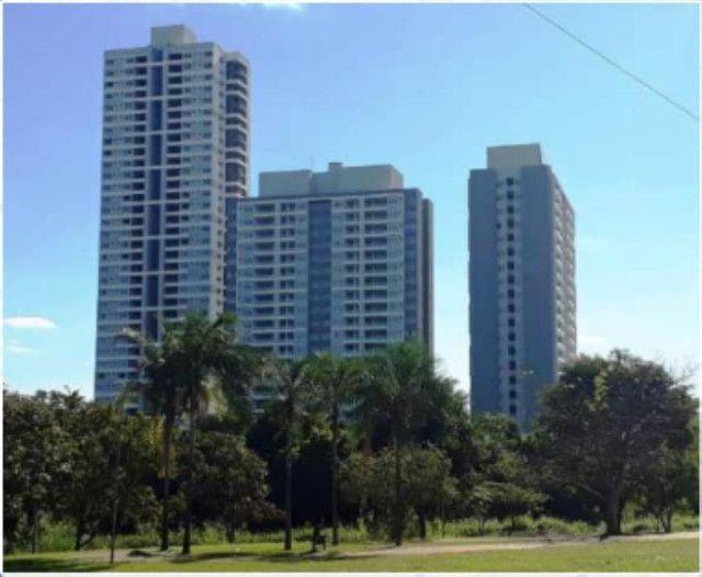 Apartamento de 3 Quartos com 3 Suítes 106m² - Terra Mundi Parque Cascavel - Jd Atlântico