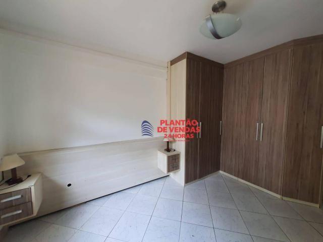 Apartamento térreo com área privativa, piscina e churrasqueira 3 quartos - Foto 13