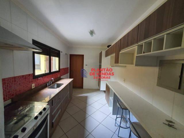 Apartamento térreo com área privativa, piscina e churrasqueira 3 quartos - Foto 7