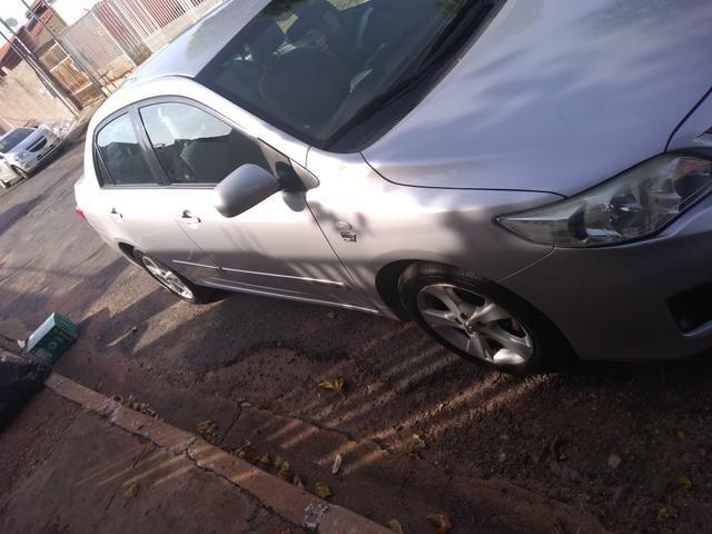 Corolla Gli 1.8 Prata Automático flex prata 2012 - Foto 5