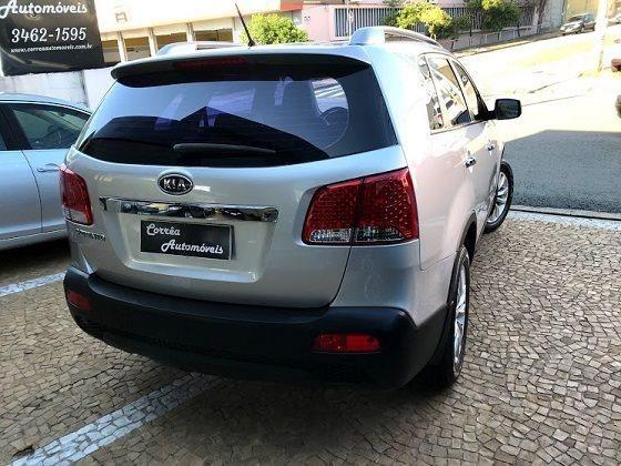 SORENTO 2010/2011 2.4 EX2 4X2 16V GASOLINA 4P AUTOMÁTICO - Foto 7