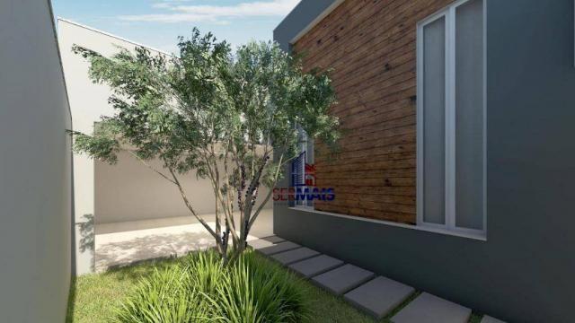 Casa com 3 dormitórios à venda, 181 m² por R$ 740.000,00 - Nova Brasília - Ji-Paraná/RO - Foto 7