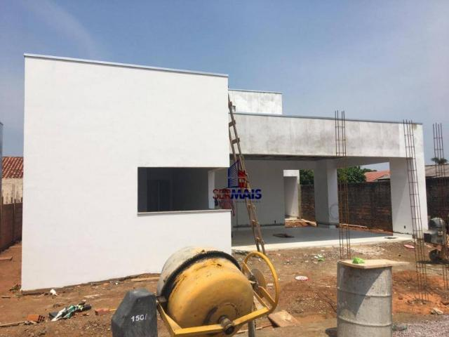 Casa com 3 dormitórios à venda, 181 m² por R$ 740.000,00 - Nova Brasília - Ji-Paraná/RO - Foto 12