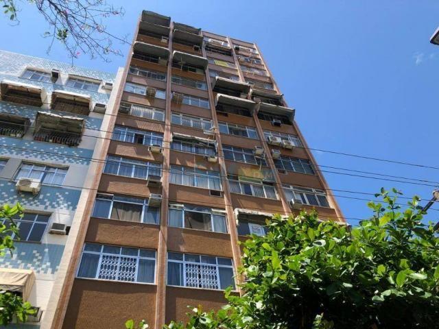 Apartamento com 1 dormitório para alugar, 45 m² - Icaraí - Niterói/RJ - Foto 2