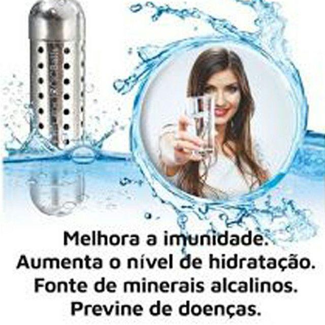 Fonte de minerais alcalinos