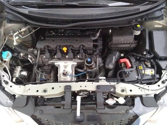 Ágio - Honda Civic 2.0 LXR 2016 Muito Novo!! 18.000+ Parcelas de 880 - Foto 8