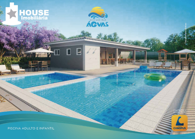 Condominio village das aguas residence - Foto 3