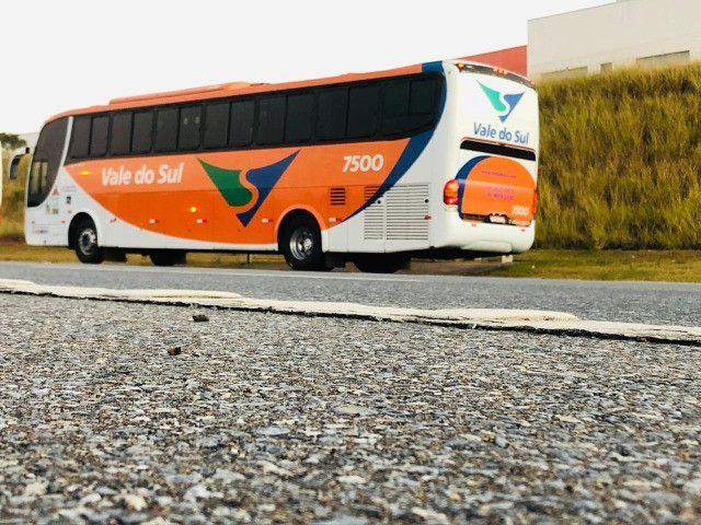 Ônibus rodoviário executivo, 46 lugares. Motor Mercedes O-500 RS - 360 cv - Foto 5