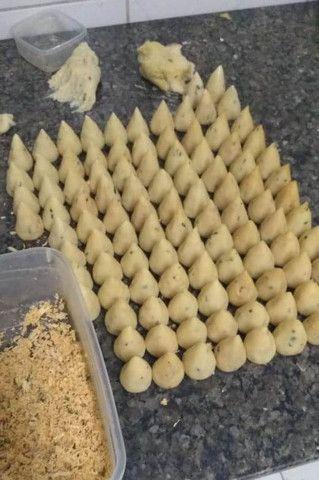 Salgados fritos e assados - Foto 2
