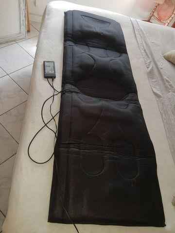Excelente Colchão massageador térmico  phy com aquecimento térmico