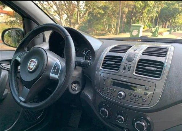 Fiat grand Siena essence 1.6 flex dual - Foto 4