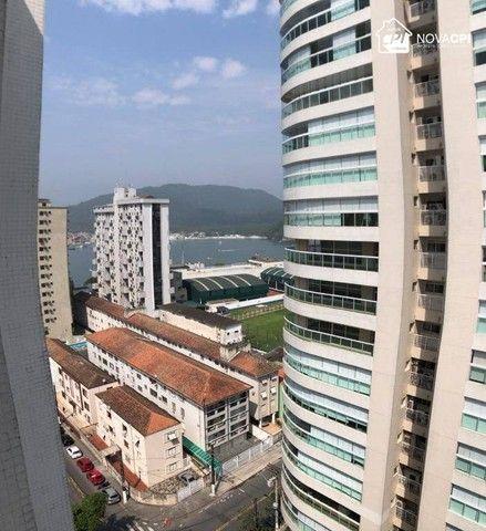 Apartamento à venda, 77 m² por R$ 352.800,00 - Ponta da Praia - Santos/SP