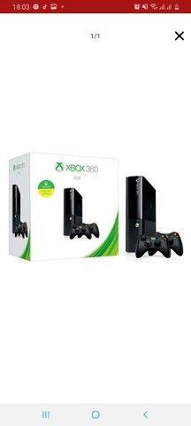Vendo Xbox 360 semi novo
