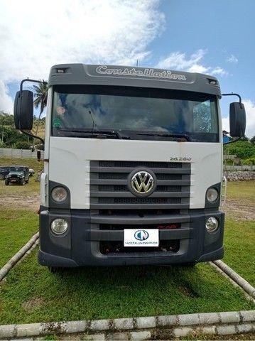 Caminhão Basculante VW 26280 2015