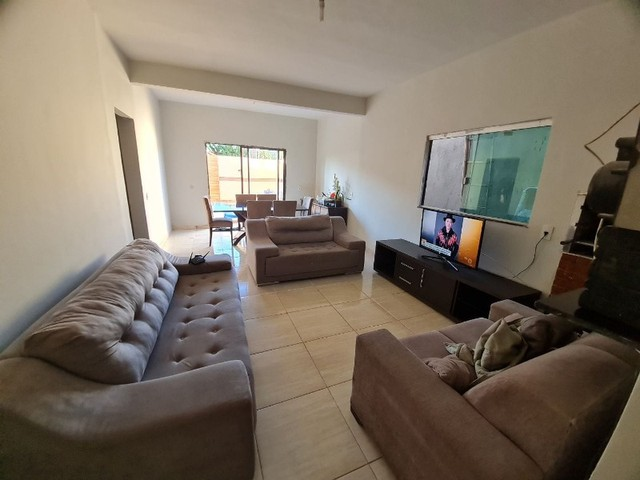 Casa com 4 Quartos, Piscina e Churrasqueira em Taguatinga Sul. - Foto 2