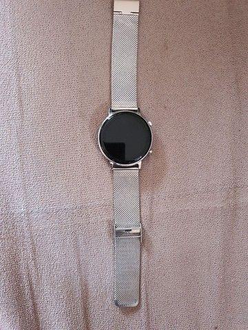 Smartwatch Lemfo SG3 Edição Branca - Foto 4