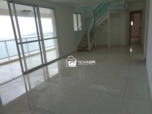 Cobertura à venda, 277 m² por R$ 1.900.000,00 - José Menino - Santos/SP - Foto 2