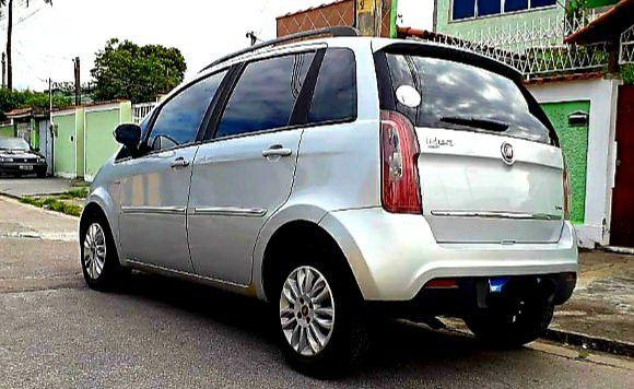 Fiat IDEA Essence DUALOGIC AUTOMATICO 2011/2012 - Foto 12