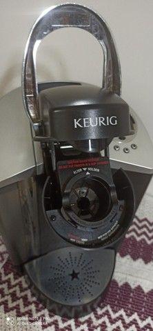 Cafeteiras Americanas Keurig B60 e Mr. Coffee 12-Cup - Foto 4