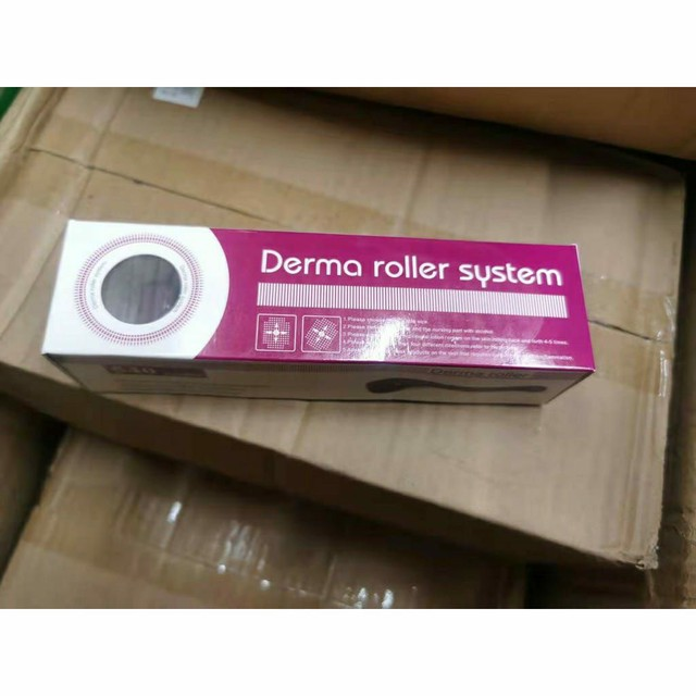Dermaroller 1mm para renovação celular do Rosto Superficial - Foto 3