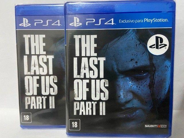 The last of us part II 2 Novo Lacrado em até 5x sem juros no cartão