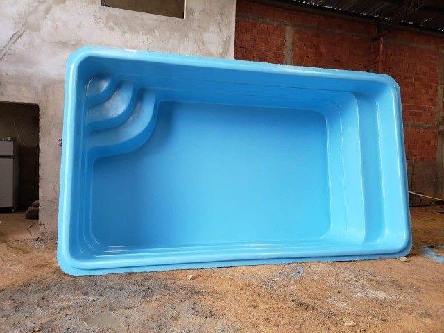 Piscinas de fibra de vidro (Acquatermas)*** - Foto 5