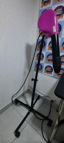Soprador e secador para banho e tosa. - Foto 2