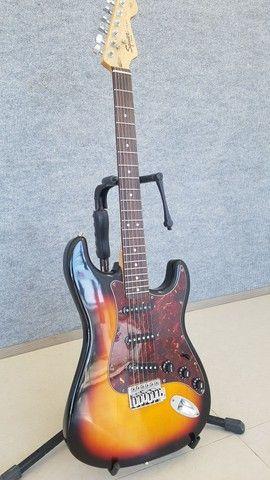 Guitarra Squier Califórnia +Bag
