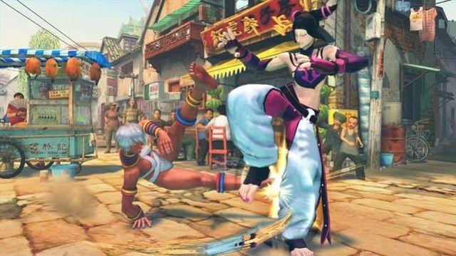 Street Fighter lV ps3 - Foto 3