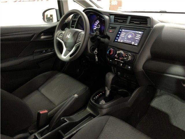 Honda Fit 2019 1.5 personal 16v flex 4p automático - Foto 12