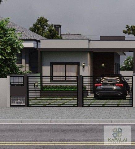 Casa com 2 dormitórios à venda, 70 m² por R$ 220.000,00 - Itajuba - Barra Velha/SC - Foto 7