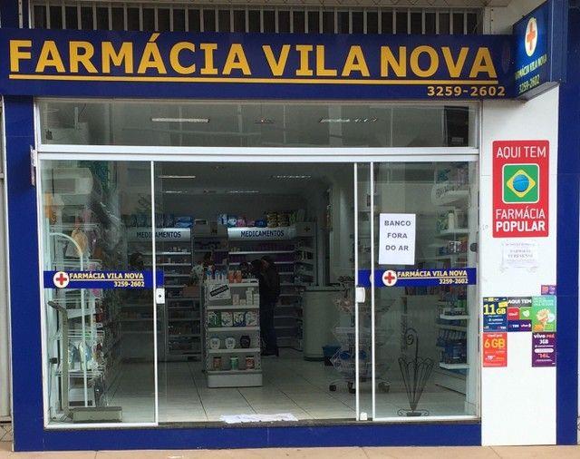 Vende Drogaria em Santa Tereza ES
