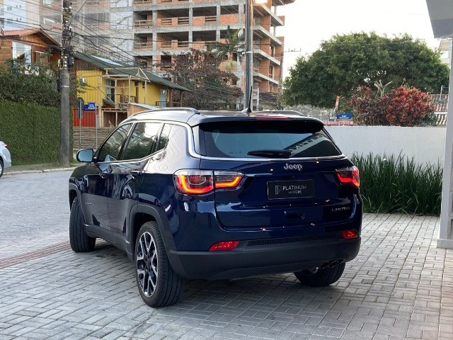Jeep Compass Limited - 2020 - Foto 13